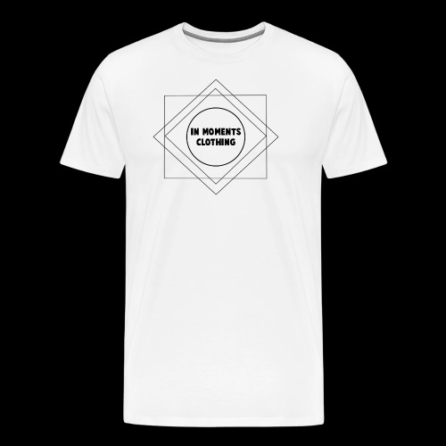 In Moments - Herre premium T-shirt