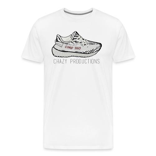 Yeezy 350 prd 2 png - Männer Premium T-Shirt