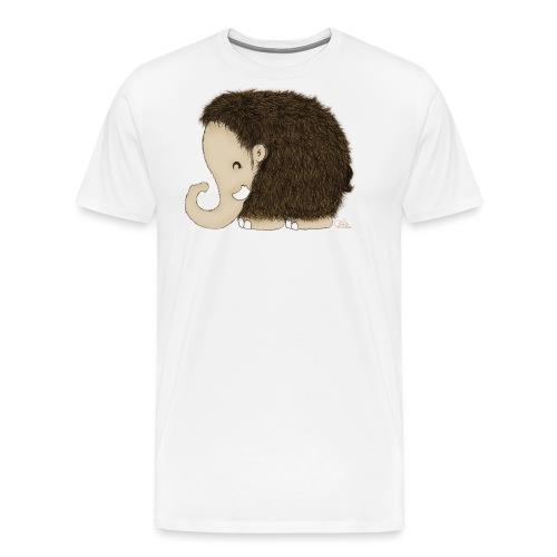 Mini-Mammut Michel - Männer Premium T-Shirt