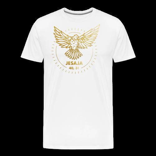 JESAJA 40, 31 (Motiv 1) - Männer Premium T-Shirt
