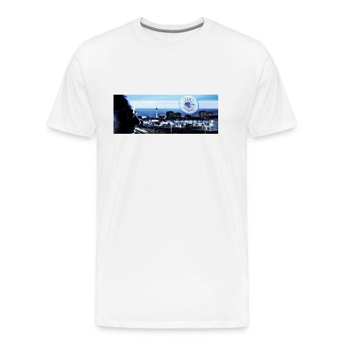 Skyline / Logo Can T - Shirt - Männer Premium T-Shirt