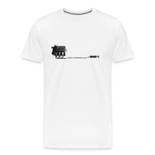 3.2 engine - Men's Premium T-Shirt