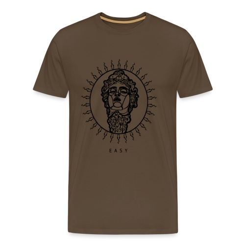 MEDUSA - Maglietta Premium da uomo