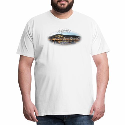 Agadir, Morocco - Men's Premium T-Shirt