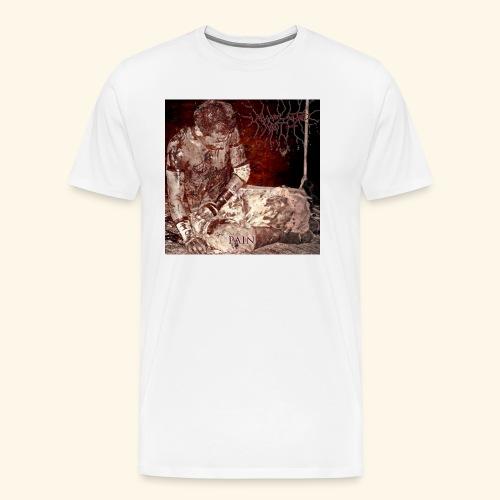 pain album cover - Men's Premium T-Shirt