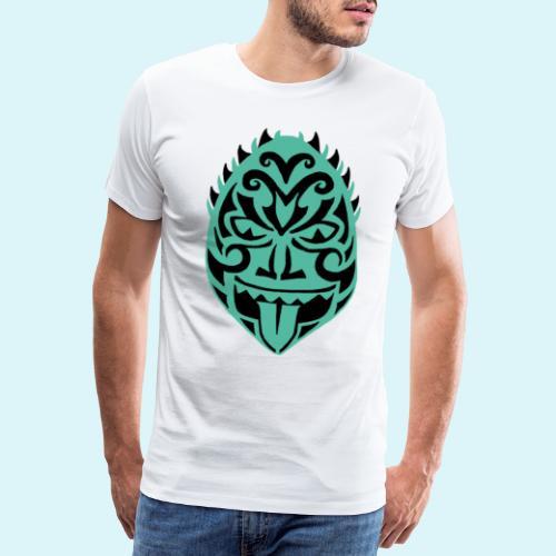 Coole Maske - Männer Premium T-Shirt