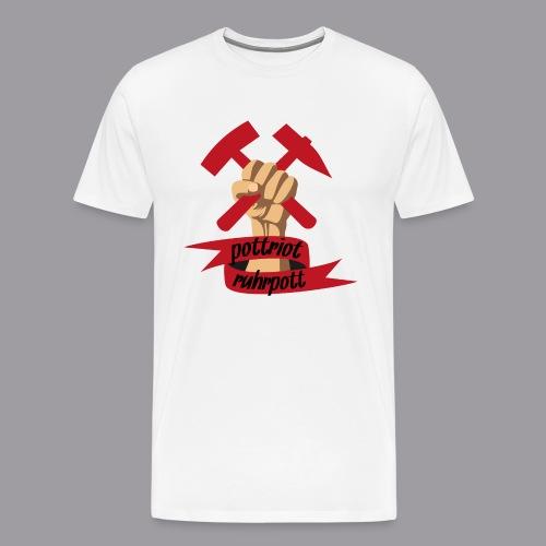 Pottriot - Männer Premium T-Shirt