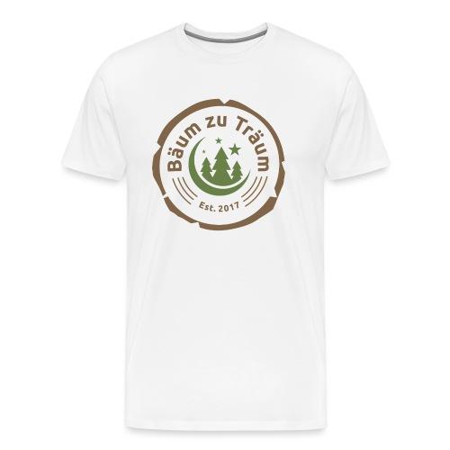 Bäum zu Träum - Männer Premium T-Shirt