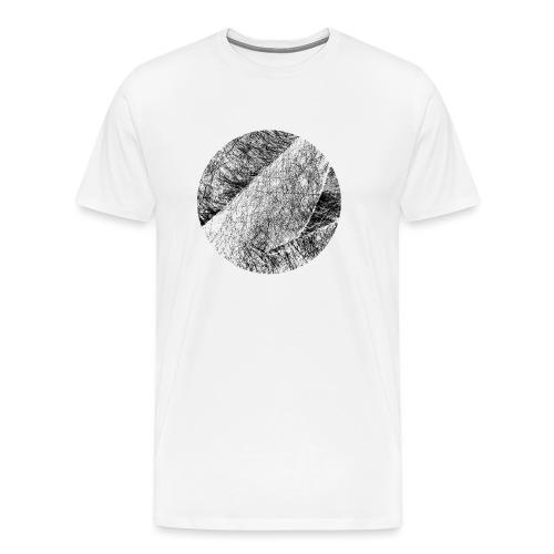 Brins de lune - T-shirt Premium Homme