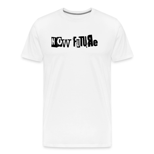 noW future - T-shirt Premium Homme