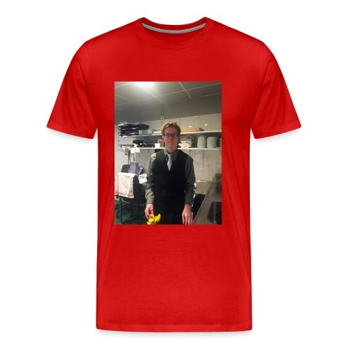 image - Mannen Premium T-shirt