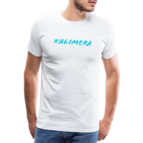 Kalimera Griechenland - Männer Premium T-Shirt