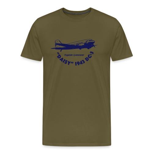 Daisy Liftoff 1 - Premium-T-shirt herr
