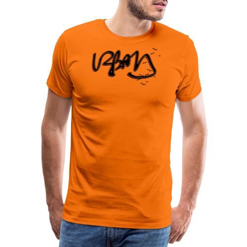 Graffiti style - Koszulka męska Premium
