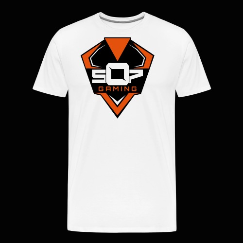 507.Gaming - Premium-T-shirt herr