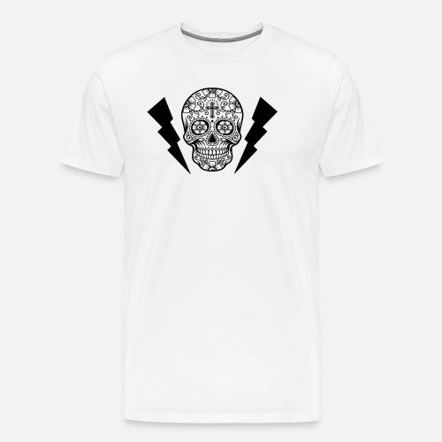Caveira - T-shirt Premium Homme
