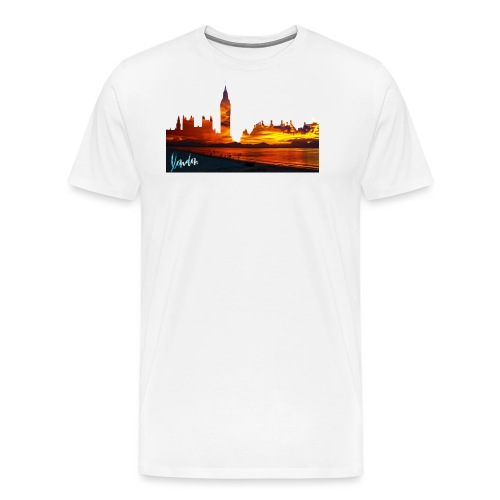 LONDON HYPE - T-shirt Premium Homme