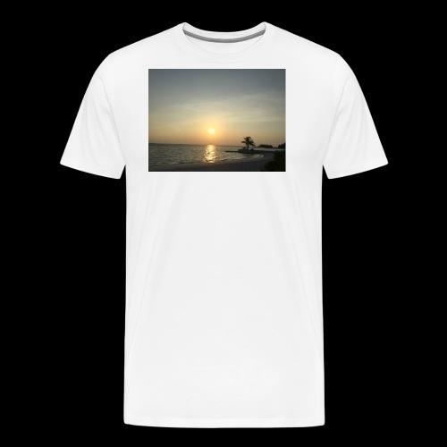Sunset clothes - Men's Premium T-Shirt