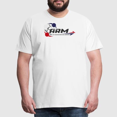 ARM OFFICIEL - T-shirt Premium Homme