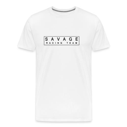 SavageRacingTeam Snapback - Men's Premium T-Shirt
