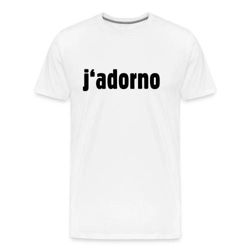 j'adorno - Männer Premium T-Shirt