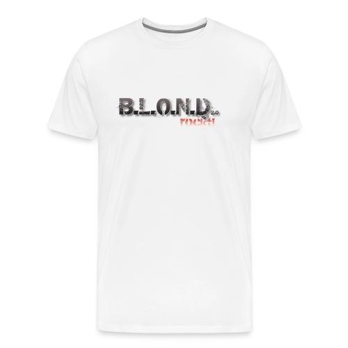 Logo 7000px png - Männer Premium T-Shirt
