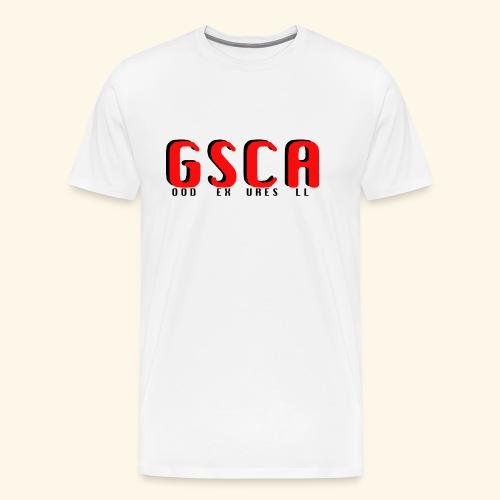 GSCA - Maglietta Premium da uomo