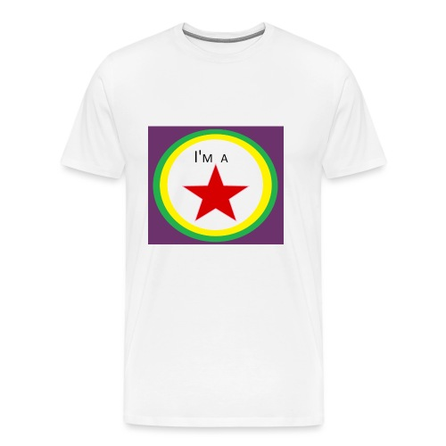 I'm a STAR! - Men's Premium T-Shirt