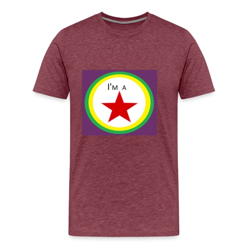 I'm a STAR! - Men's Premium T-Shirt