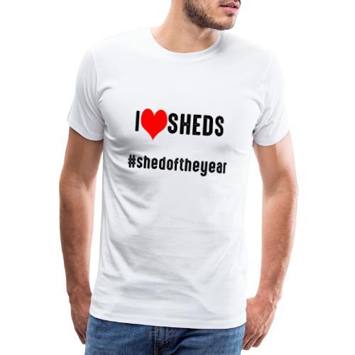 #shedoftheyear - Men's Premium T-Shirt