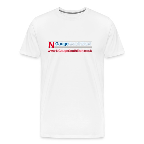 N Gauge SouthEast - Men's Premium T-Shirt