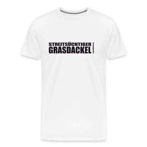 Tour_StreitsG BLK-Pic - Männer Premium T-Shirt