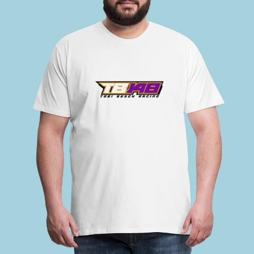 Tobi Logo schwarz - Männer Premium T-Shirt