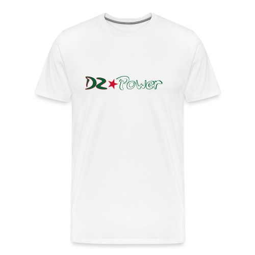 DZ Power - T-shirt Premium Homme
