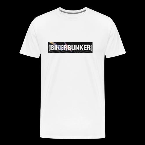 Bikergan - Männer Premium T-Shirt