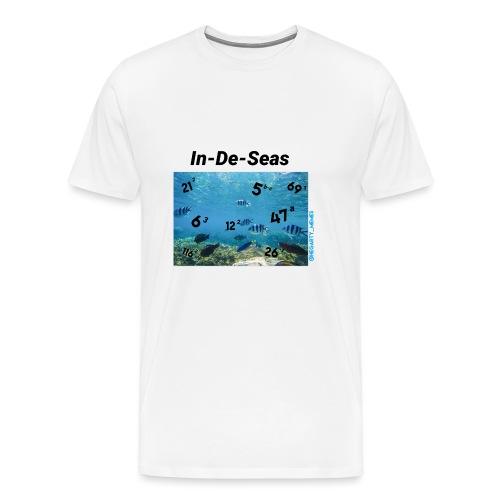 In-De-Seas - Men's Premium T-Shirt