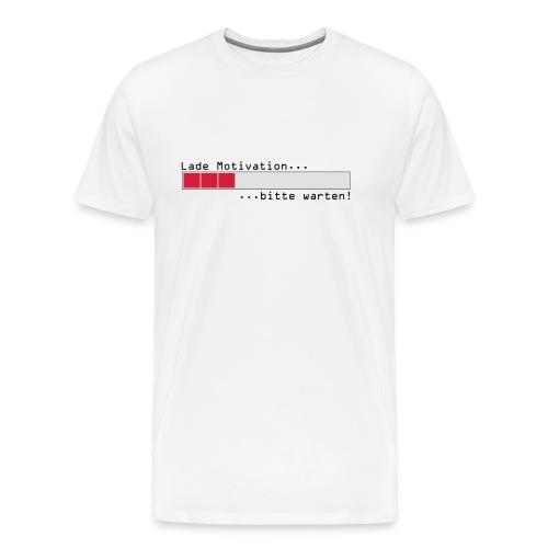 Ladebalken - Männer Premium T-Shirt