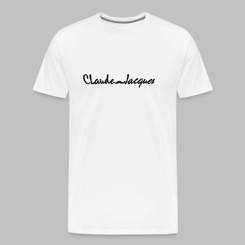Claude-Jacques Hoodie - Men's Premium T-Shirt