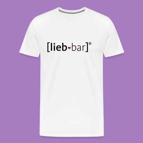 Frauen liebbar Hoodie - Männer Premium T-Shirt