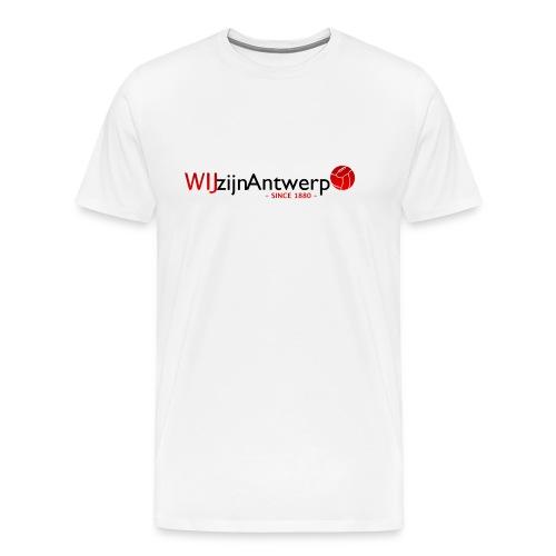 wza1880 - Mannen Premium T-shirt