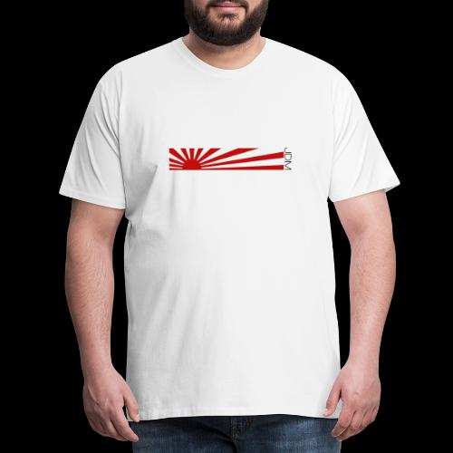 JDM flag design - Men's Premium T-Shirt