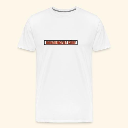 Goere - Männer Premium T-Shirt