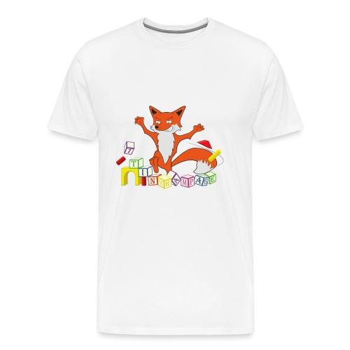 Tiny Rampage - Mannen Premium T-shirt