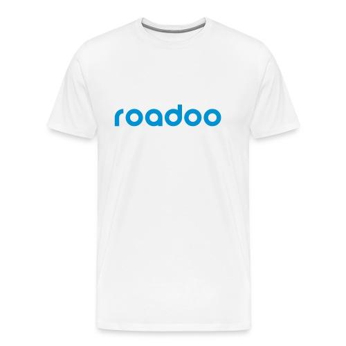 Roadoo Logo - T-shirt Premium Homme