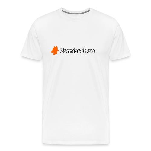 Comicschau inkl. Text - Männer Premium T-Shirt