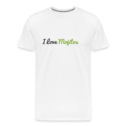 Tee Shirt Femme - IloveMojitos - T-shirt Premium Homme