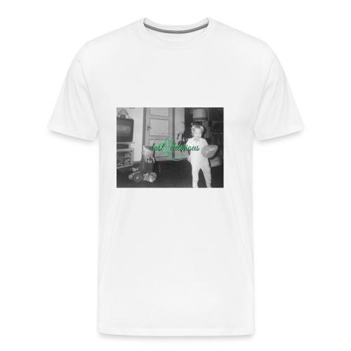 childhood - Premium T-skjorte for menn