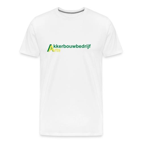 akkerbouwbedrijf arts - Mannen Premium T-shirt