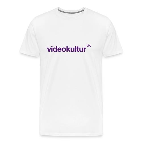 replacement for a vk-skirt: vk-panties - Männer Premium T-Shirt