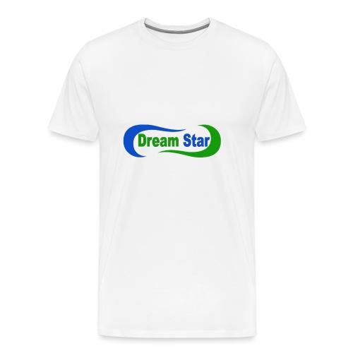 Dream Star - Mannen Premium T-shirt